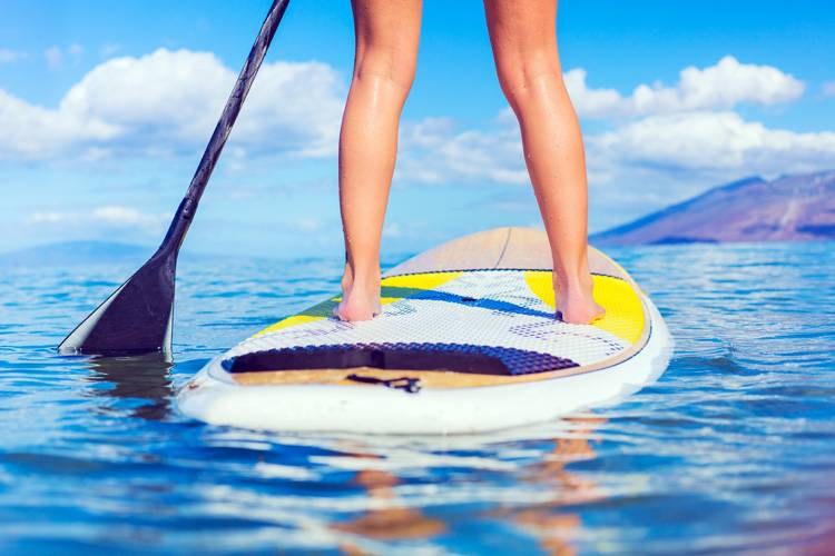 How to choose SUP Paddle