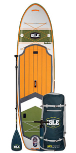 ISLE Sportsman Inflatable Fishing SUP
