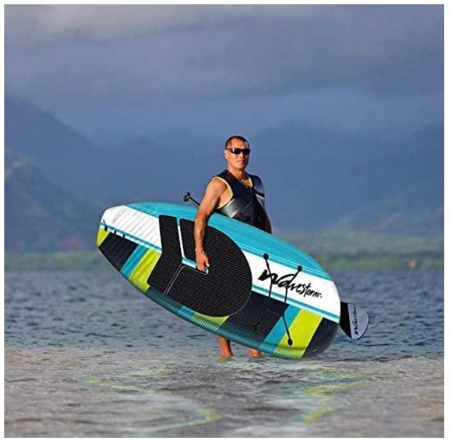 """Wavestorm 9' 6"""" Expedition SUP Stand Up Paddle Board"""