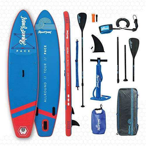 Best Stand Up Paddle Board - image aquaplanet-10ft-6-x-15cm-pace-stand-up-paddleboard-incl-sup-hand-air on https://supboardgear.com