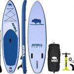 Atoll 11' Foot Inflatable SUP - image atoll-11-foot-inflatable-stand-up-paddle-board-6-inches-thick-32-inches-150x150 on https://supboardgear.com