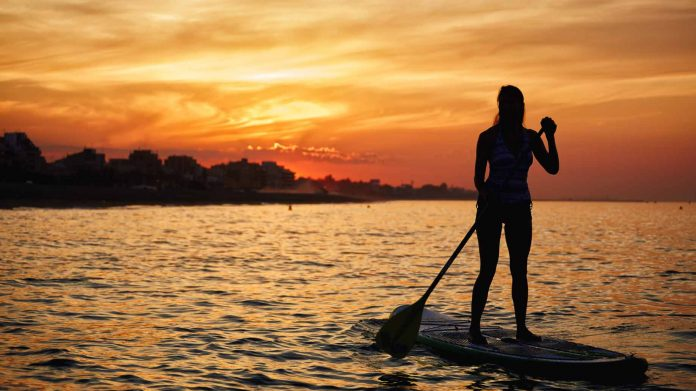 inflatable sup weight