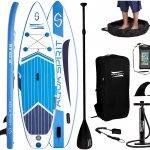 AQUA SPIRIT All Skill Levels Paddle Board – Performance packed Option or all Activities - image AQUA-SPIRIT-All-Skill-Levels-Paddle-Board-150x150 on https://supboardgear.com