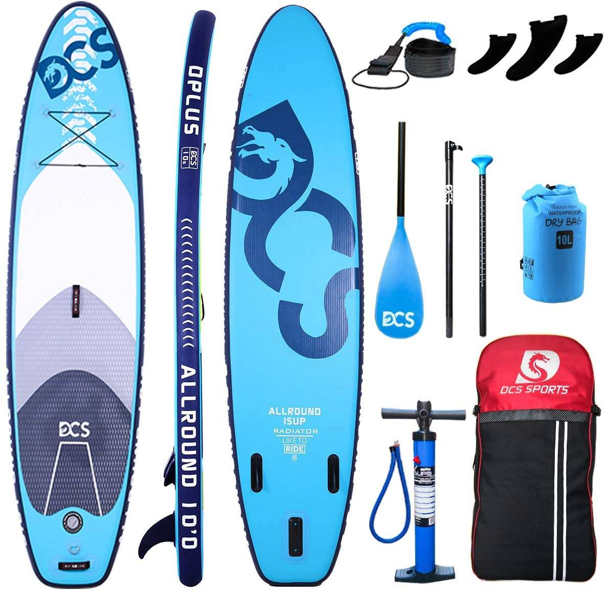Airgymfactory Inflatable sup