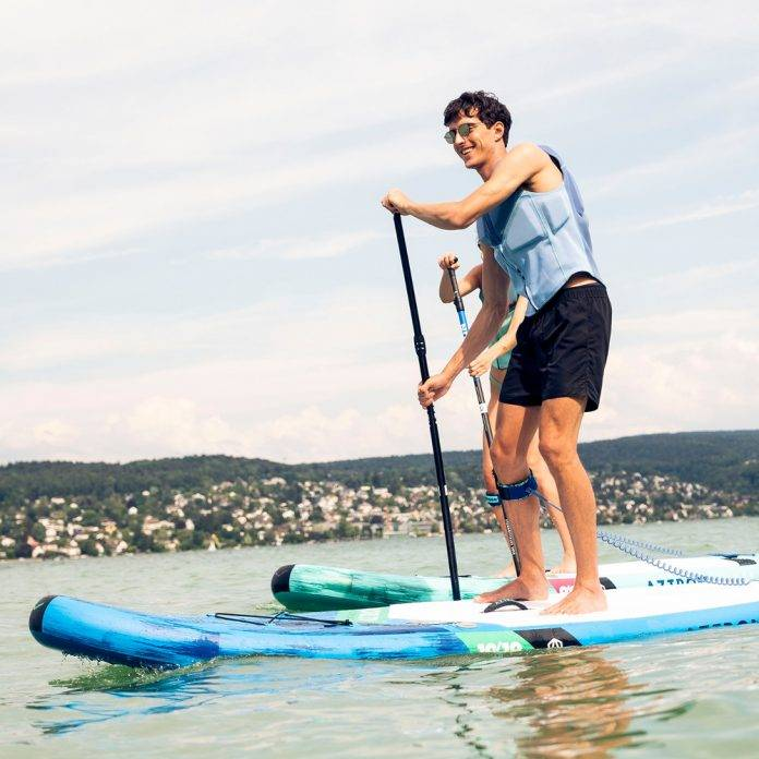 Aztron Titan All Around Inflatable SUP Board