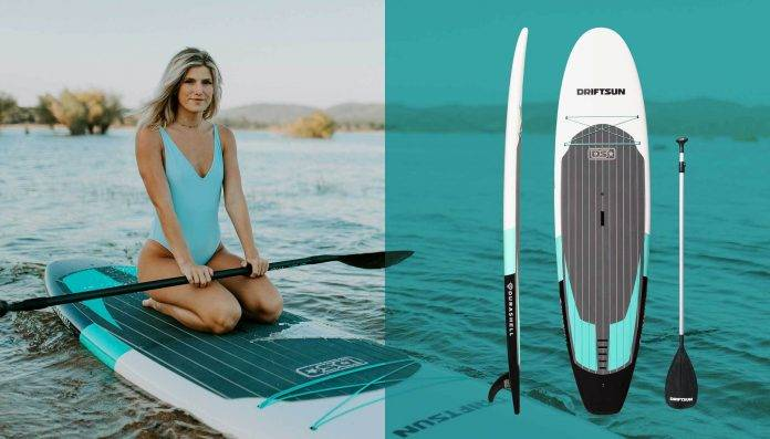 Driftsun Durashell Rigid Stand Up Paddleboard Review
