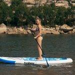 Fun Water Inflatable SUP