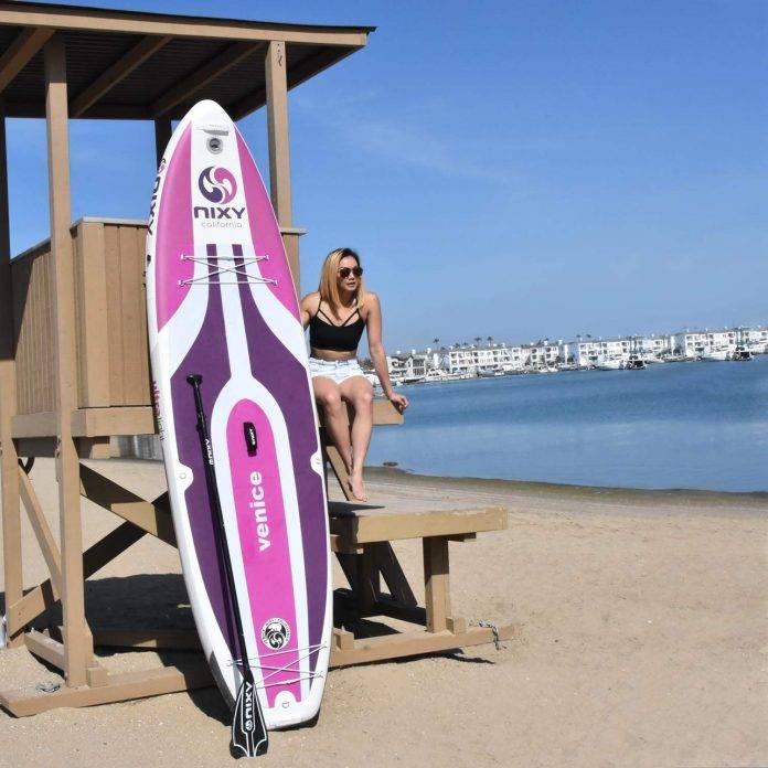 NIXY Newport Paddle Board – Best Budget-Friendly Option