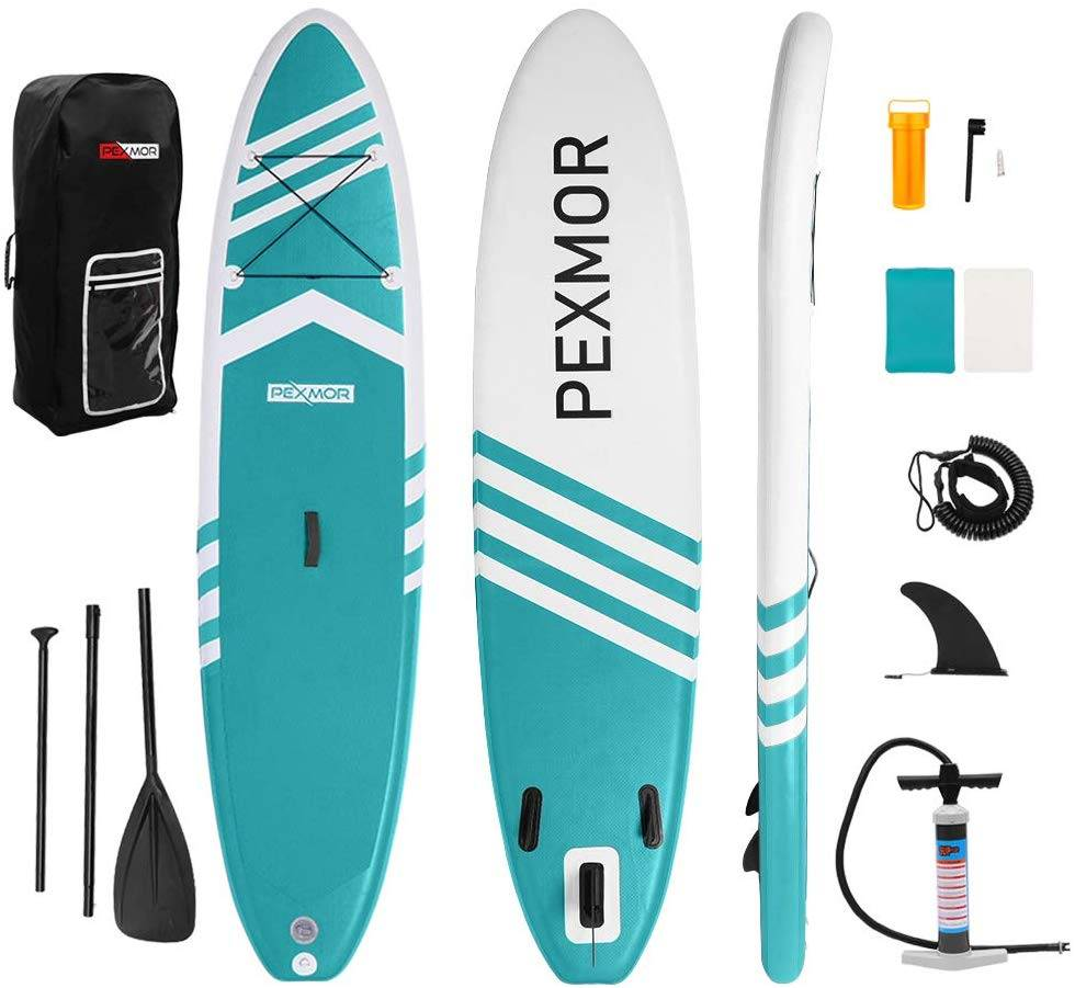 PEXMOR Inflatable Stand up Paddle Board Review