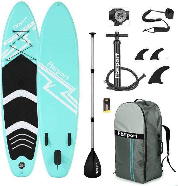 Premium Inflatable Stand up Paddle Board Review