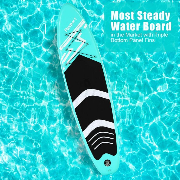 Premium Inflatable Stand up Paddle Board – Ideal Option for Anyone