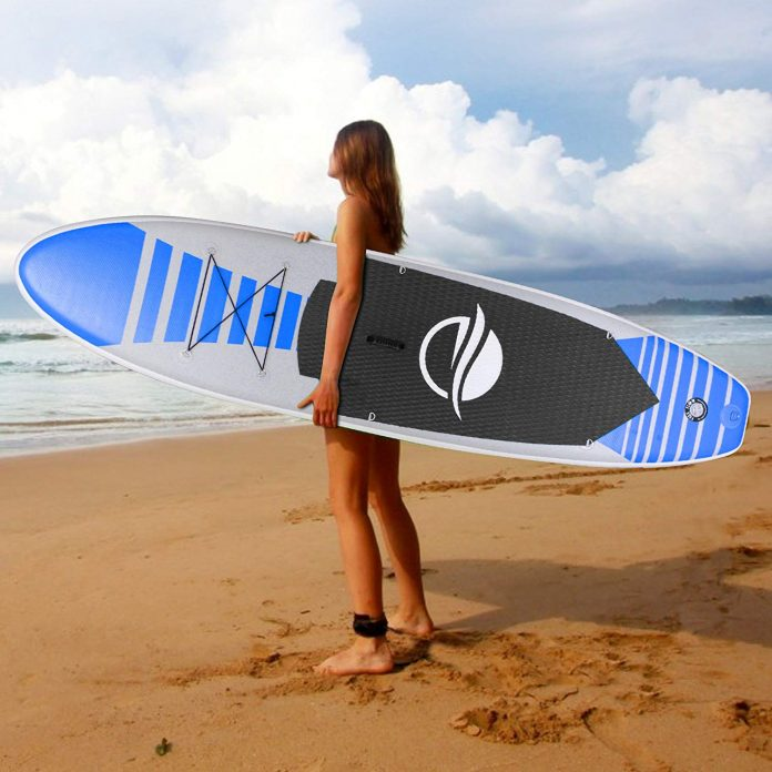 Serene Life Premium Inflatable Stand Up Paddle Board Review