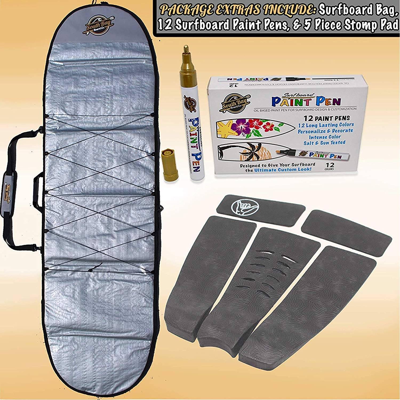 Soft Top Surfboard - Best Foam Surf Board for Beginners