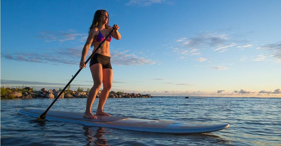 What is the best stand up paddle board for beginners?