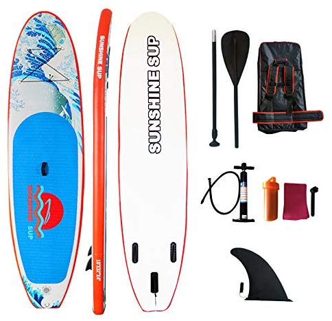 JOY STAR Inflatable Stand Up Paddle Boards