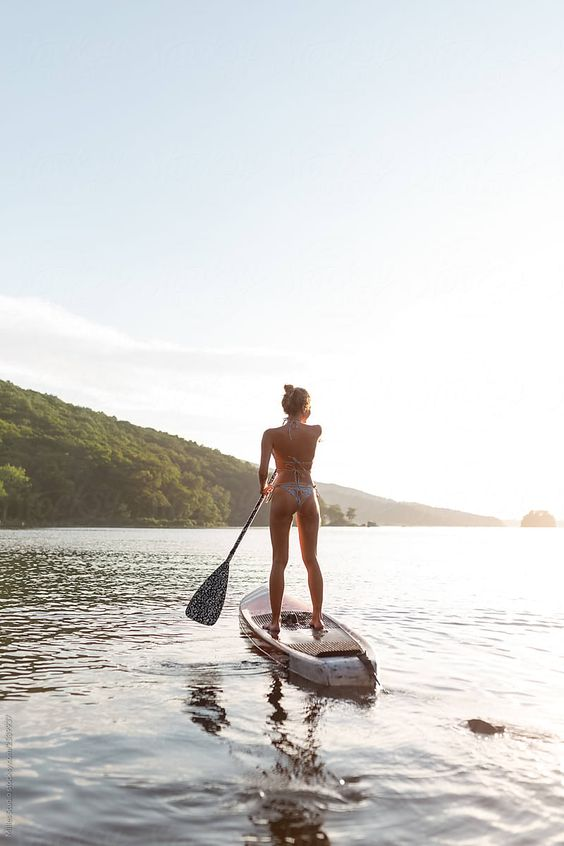 NIXY Newport Paddle Board - Stable and fast paddleboard