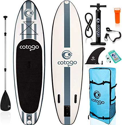 Rolimate Inflatable Stand Up Paddle Board