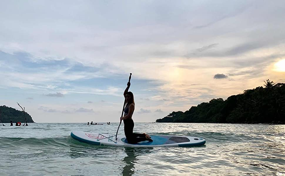 YASKA Allround Inflatable SUP