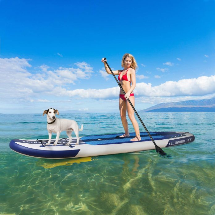Beyond Marina Ultra-Light Inflatable Stand Up Paddle Board
