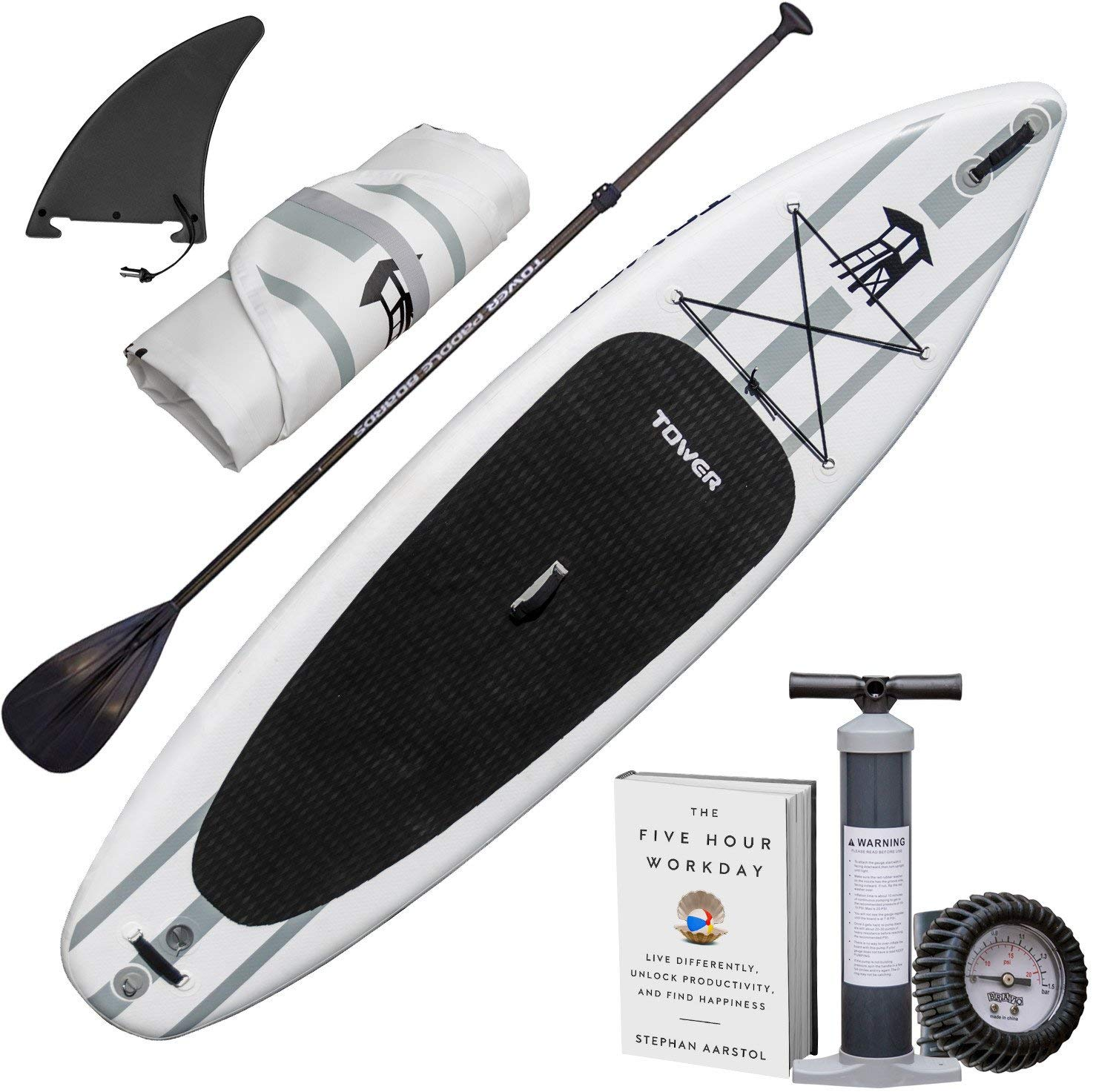 Tower Adventure Paddle board