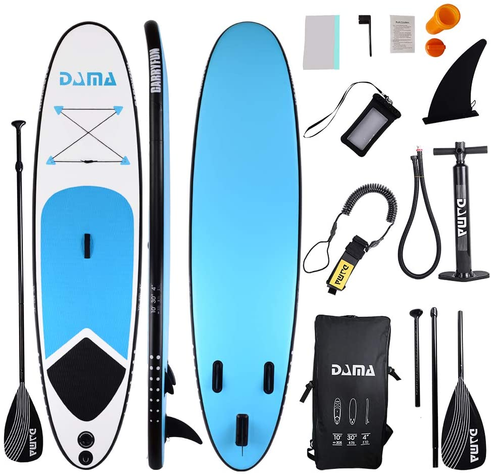 DAMA Inflatable Stand up Paddle sup Board