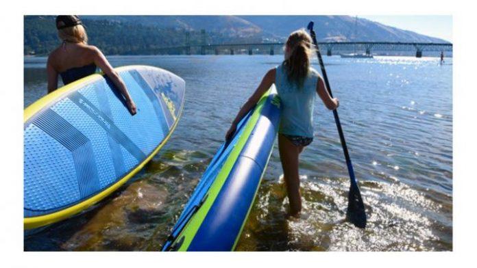 Slingshot Crossbreed 11 Inflatable SUP Board