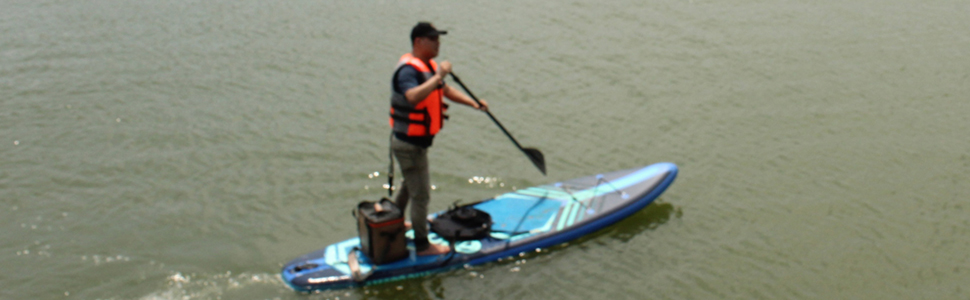 AMOR AQUA Inflatable Standup Paddle