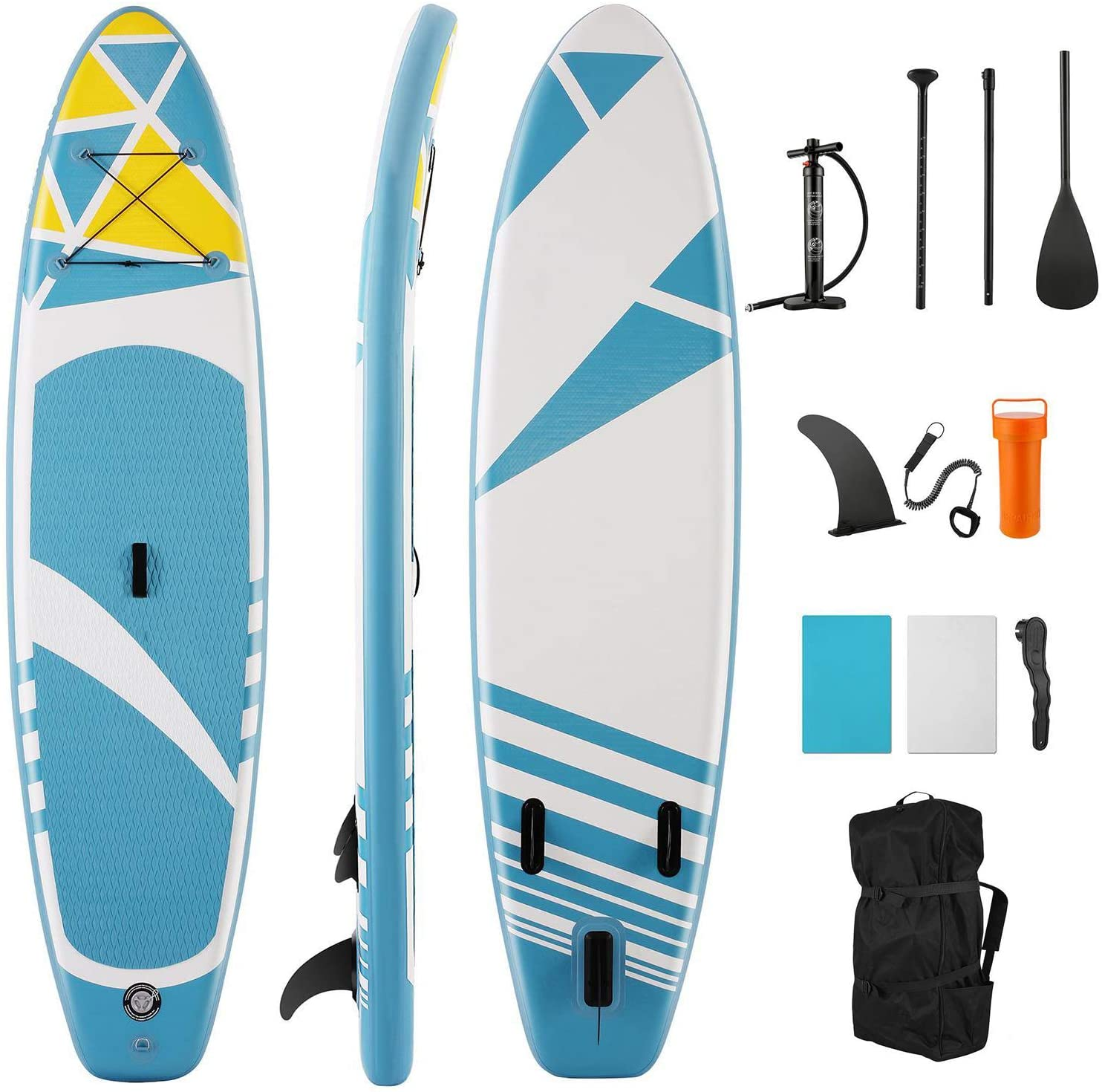Hopekings Inflatable Stand Up Paddle Board