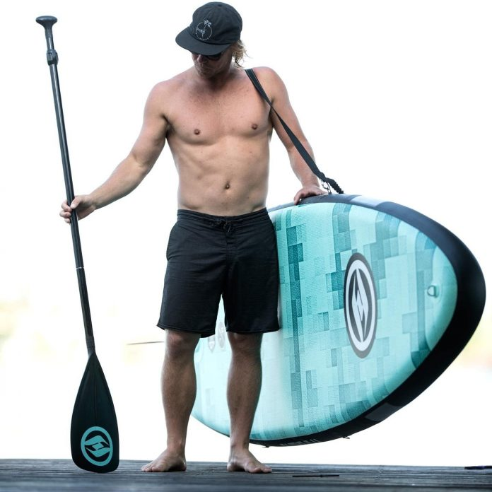Hyperlite Admiral Inflatable SUP
