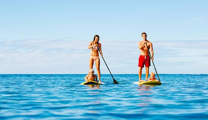 South Bay Board Big Cruiser Premium Soft Top SUP