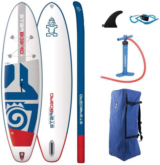 Starboard iGO Zen Lite Inflatable SUP Paddle Board