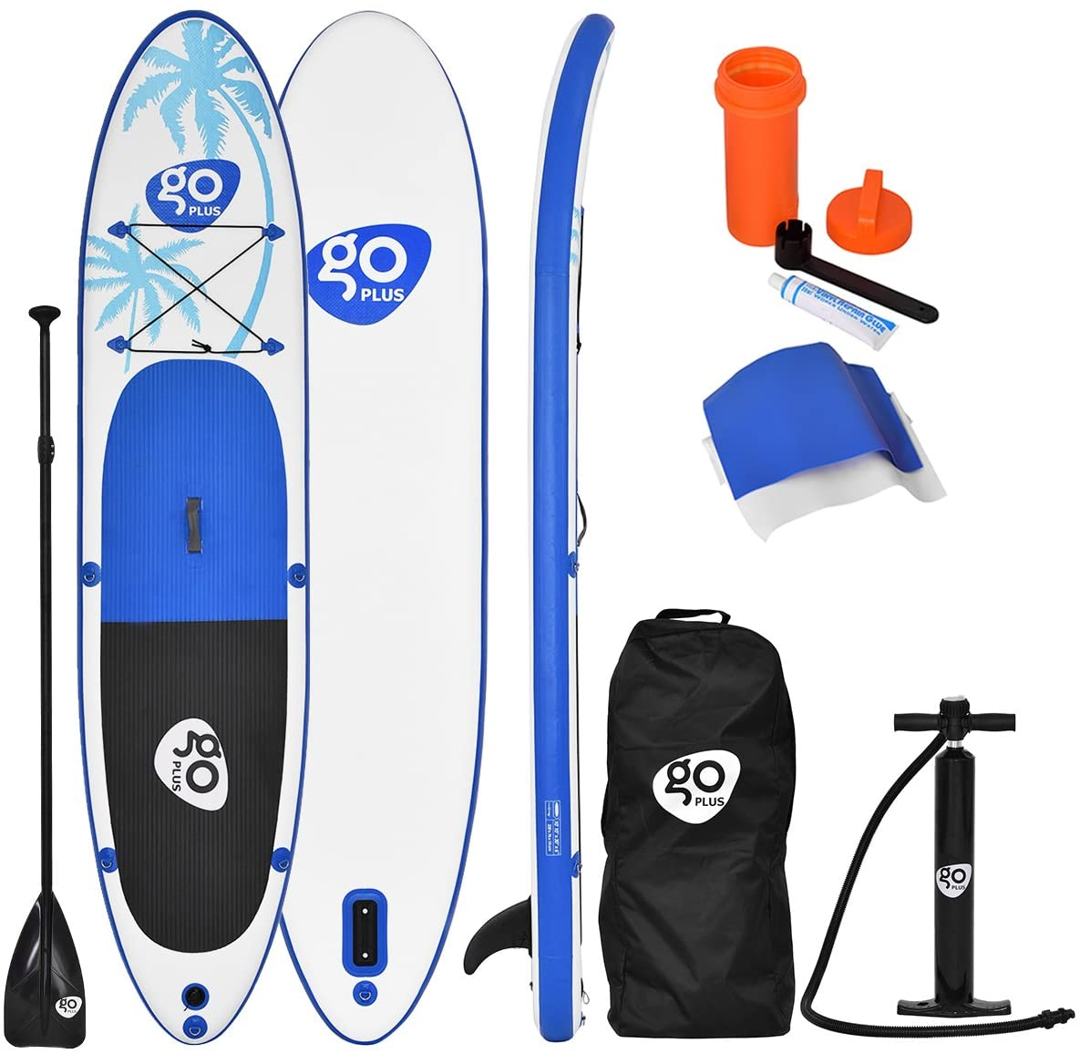 HOMGX Inflatable Stand Up Paddle Board rEVIEW