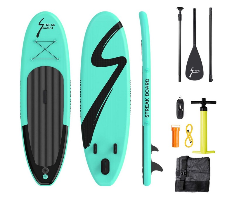 Streakboard Inflatable Stand Up Paddle