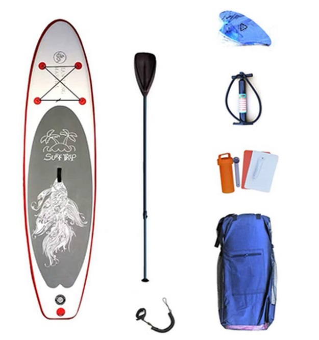 WOGQX Premium Inflatable Stand Up Paddle