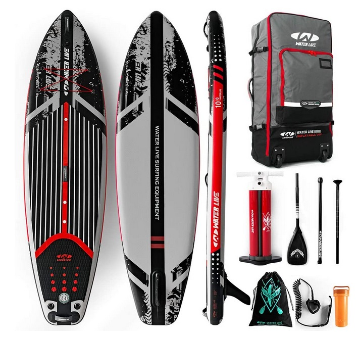 WATER LIVE Inflatable Stand Up Paddle Board