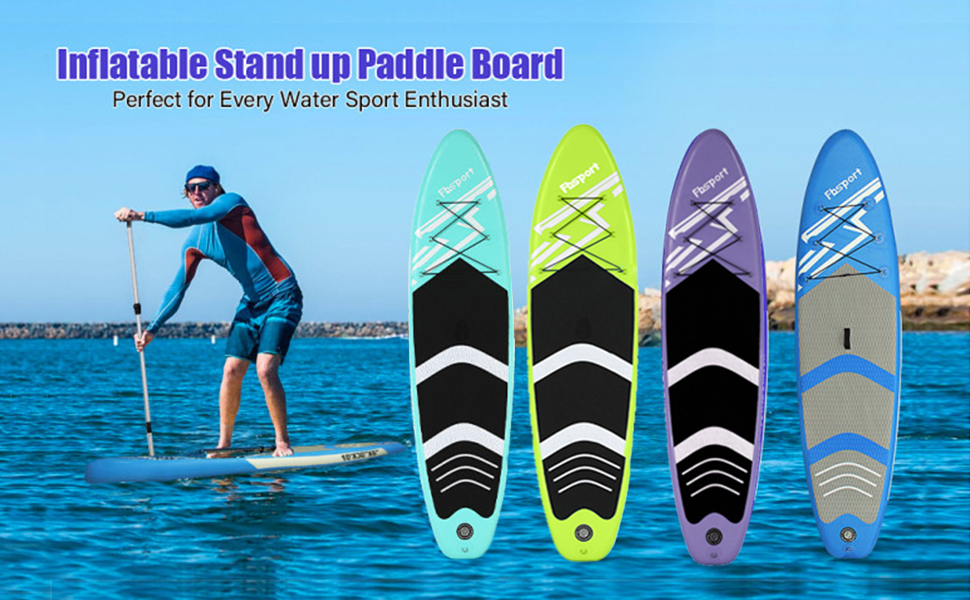 Fbsport Paddle Board Review