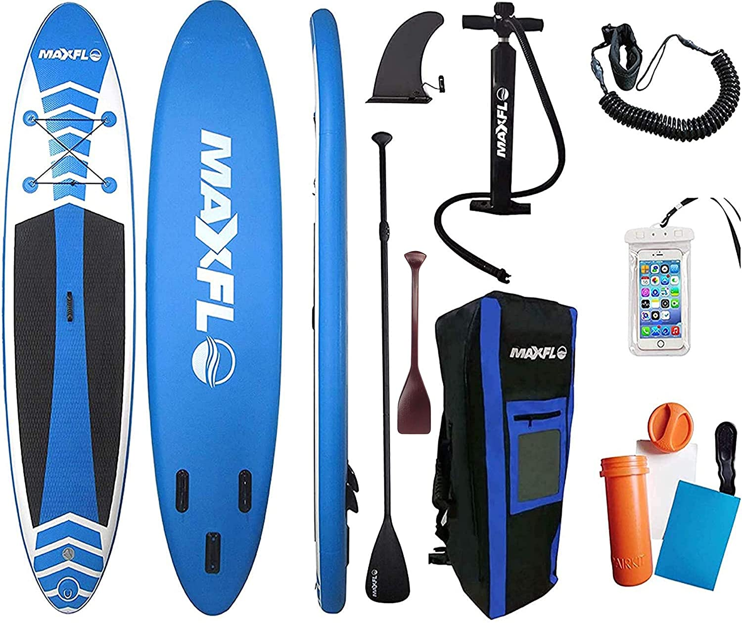 Maxflo Paddle Board Review