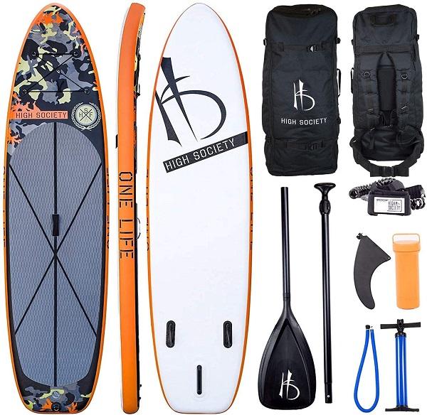 High Society Paddleboards